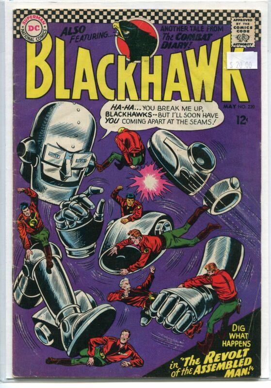 BLACKHAWK #220