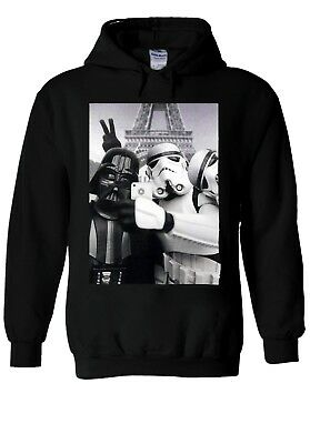 Star Wars SELFIE Darth Vader  Hoodie Sweatshirt Jumper Men Women Unisex 2035](Darth Vader Hoodie)