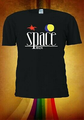 Space Ibiza NightClub S-5XL Funny Men Women Unisex T-shirt 2978