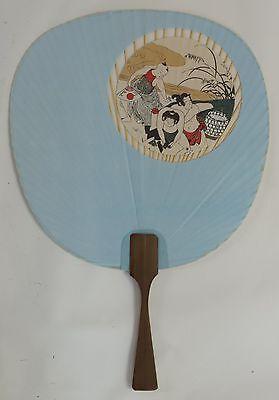Uchiwa : Eventail Rigide  / Rigid Fan