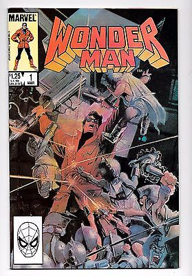 High Grade Wonder Man No  1  1986  Vf Nm  Guardians Of Galaxy 2 Movie App