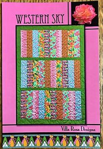 Western Sky Quilt Pattern
