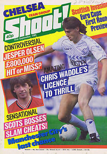 CHRIS-WADDLE-JESPER-OLSEN-CHELSEA-MARK-LAWRENSON-Shoot-21-Sep-1985