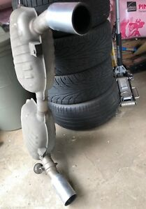 Exhaust OEM BMW e92 335i