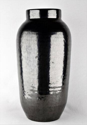 "Extremely Rare Smithfield Pottery Vase, 14"""