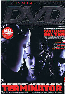 TERMINATOR-GUILLERMO-DEL-TORO-DVD-Review-no-118-Summer-2008