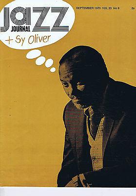 SY OLIVER / LOCKJAW DAVIS / NEIL ARDLEYJazz Journal  Sep1970