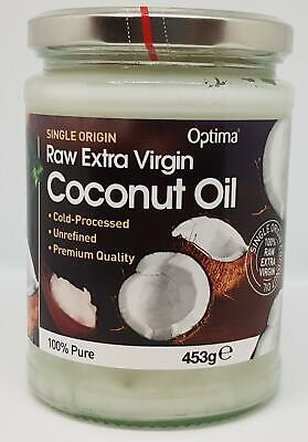 Organic Raw Extra Virgin Coconut Oil 453g  ( SPECIAL OFFER )