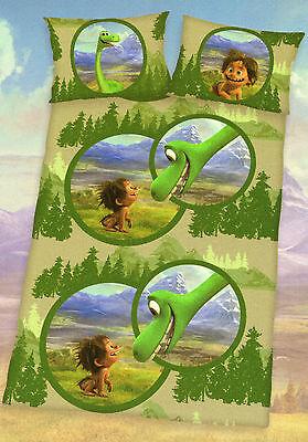 Disney Baby Bettwäsche Arlo & Spot - 100 x 135 cm - Baumwolle Dinosaurier Dino  ()