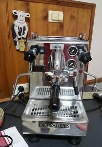ExpoBar Coffee Machine East Victoria Park Victoria Park Area Preview
