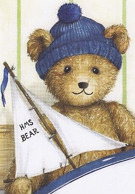 12 sample sheets from Hunkydory's Little Book of Teddy Bear's Picnic - Set 5