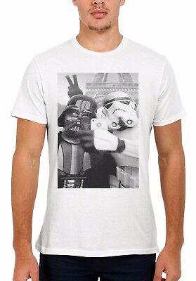 Star Wars Stormtrooper Selfie Funny Men Women Vest Tank Top Unisex T Shirt 9