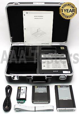 Square D Uts3 Universal Test Set Circuit Breaker Kit Micrologic Cbtmt Cbtmb