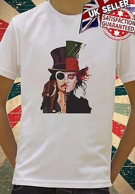 pp Jack Sparrow Kids Boys Girls Unisex Top Gift T-Shirt 520 (Mad Hatter Jacke)