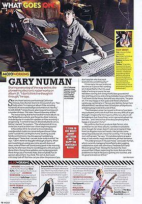 GARY NUMANorIginal press clipping21x29cm