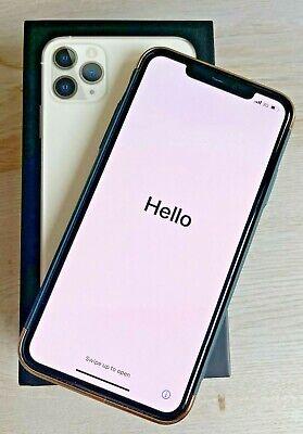 Apple iPhone 11 Pro Max - 64GB - Silver (Verizon)