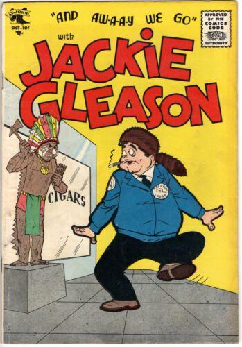 Jackie Gleason #2  Fine - St John