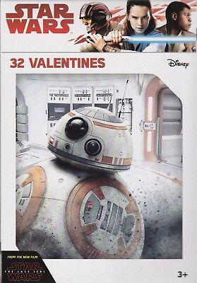 Star Wars Valentine Box (Valentine's Day Cards Star Wars (Box of 32) 8 Designs Free)