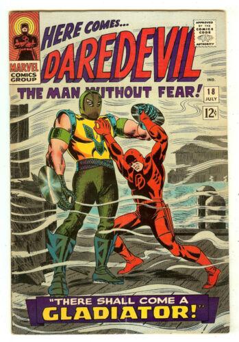 Daredevil 18   Origin & 1st Gladiator