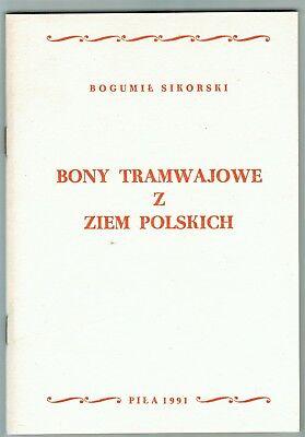 Bogumil Sikorski, Papiernotgeld von Strassenbahnen (Tram) 1917-1918