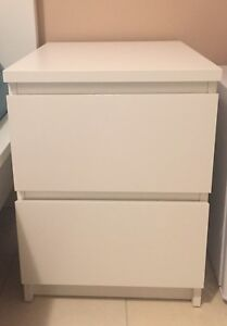 2 drawers chest