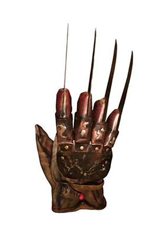 Nightmare on Elm Street 1 Deluxe Freddy Krueger Glove