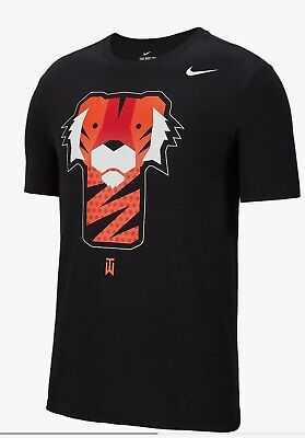 Genuine Nike Tiger Woods TW Frank T-Shirt Men's Size L (Large) Rare New Sold out