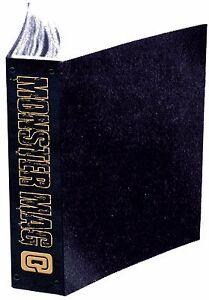 Monster Mag volume binder - holds 20 full-sized issues!