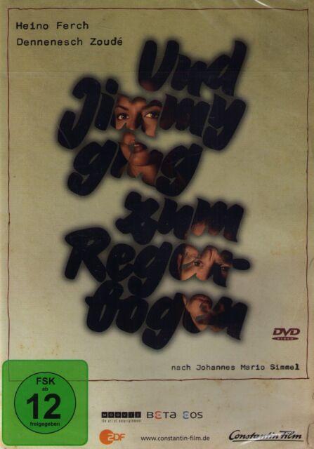 DVD NEU/OVP - Und Jimmy ging zum Regenbogen - Heino Ferch & Dennenesch Zoudé