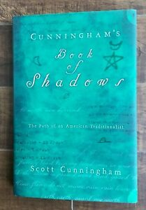 NEW Book of Shadows by Scott Cunningham.  $10.00