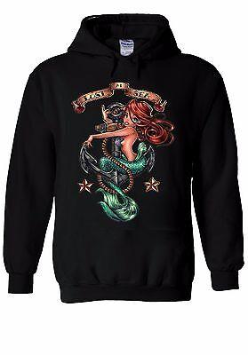 Disney Princess Ariel Mermaid Hoodie Sweatshirt Jumper Men Women Unisex 138
