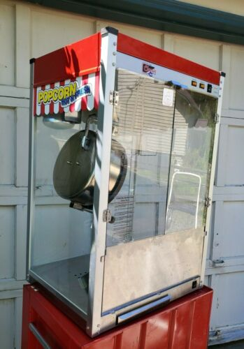 Paragon Classic Theater Pop 14 Commercial Popcorn Machine - Super Nice