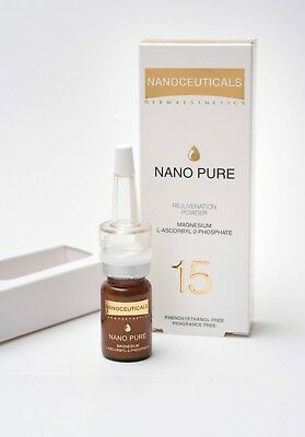 ISIS PHARMA NANO PURE Vitamin C 4.5g  Anti Aging Powder, WHITENING EFFECT
