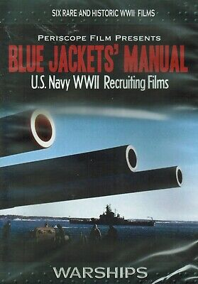 - Blue Jackets Manual - WWII US Navy Recruiting Films DVD