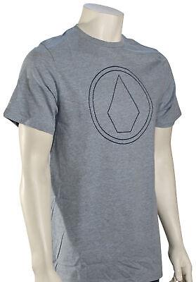 Arctic Blue T-shirt (Volcom Pin Stone T-Shirt - Arctic Blue - New)