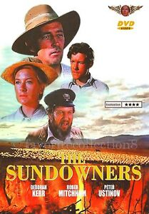 The Sundowners (1960) - Deborah Kerr, Robert Mitchum  - DVD NEW