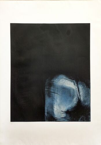"""George Segal """"girl In Blue Jeans"""" 1976 
