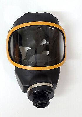 Msa Ultravue Single Port Full Face Gas Mask Air Purifying Respirator Large