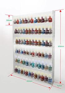 nail polish acrylic display ebay. Black Bedroom Furniture Sets. Home Design Ideas