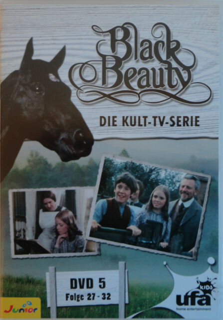 Black Beauty - KULT - TV-Serie - DVD 5 Folge 27 -32 150 Min. (2007)