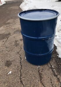 55 Gallon Drums/Food Grade
