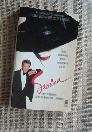 Deborah Chiel SABRINA movie edition paperback