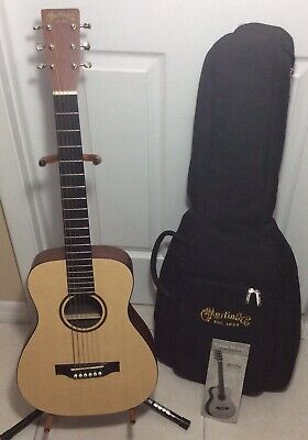 Martin & Co. LXM Little Acoustic Guitar with Original Gig Bag MINT