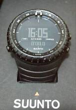 Suunto Core All Black Sport Watch - Altimeter, Barometer, Compass Morningside Brisbane South East Preview