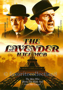 The Lavender Hill Mob (1951) - Audrey Hepburn, Stanley Holloway - DVD NEW