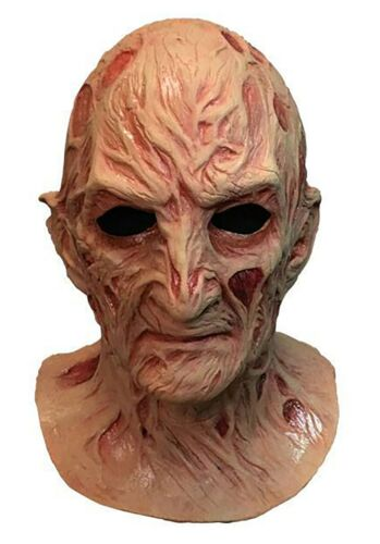 *New* Halloween Nightmare on Elm Street 4 Freddy Krueger Mask & Freeshipping