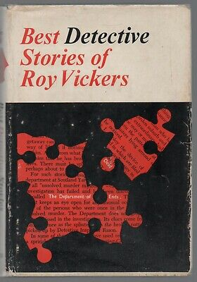 Best Detective Stories of Roy Vickers (1965 First Edition Hardback)