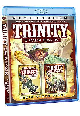 Trinity Twin Pack Blu Ray They Call Me Trinity   Trinity Is Still My Name R 1