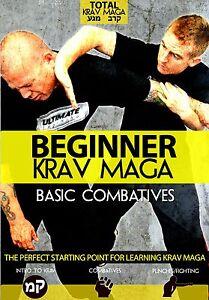 Beginner Krav Maga: Basic Combatives - New Training DVD!