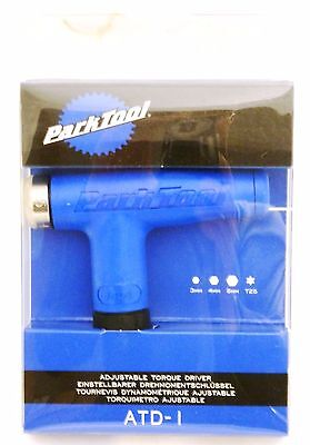 Park Tool ATD-1 Adjustable Torque Driver
